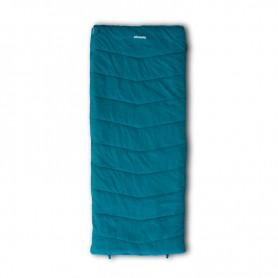 Спальник-одеяло Pinguin Travel PFM 190  Petrol  Right Zip 241464