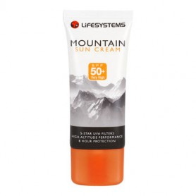 Крем солнцезащитный Lifesystems Mountain SPF50+ Sun Cream 50 ml, 40121