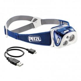 Lanterna frontala Petzl REACTIK blue E92 HMI