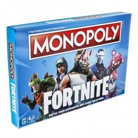 Joc de masa Hasbro Monopoly Fortnite E6603EN