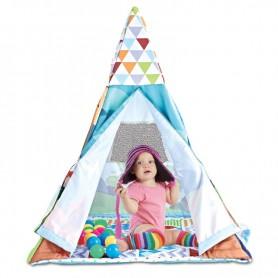Centru de joc Infantino Play gym & Wigwam 005345