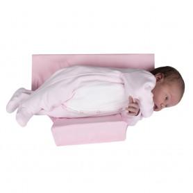 Perna pozitioner pentru somn Sevi 2-176 alb/albastru/roz