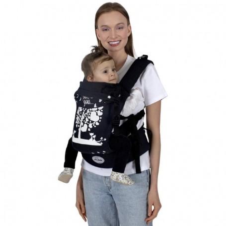 Marsupiu pentru copii Sevi 584 negru