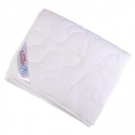 Patura pentru copii Veres Soft Fiber 140.03 100x130cm alb