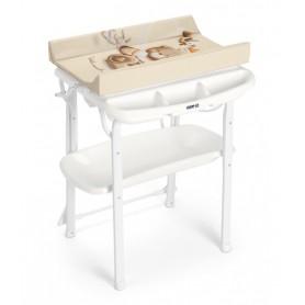 Пеленальный столик Cam Aqua spa C613-C240 бежевый