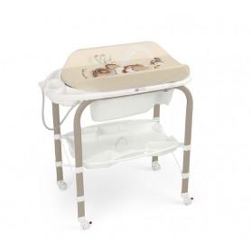 Пеленальный столик Cam Сambio С209-C240 бежевый