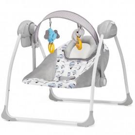 Кресло-качалка KinderKraft Flo мята