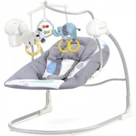 Кресло-качалка KinderKraft Minki мята