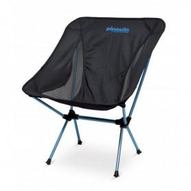 Scaun pliabil Pocket Chair, negru-albastru 659054