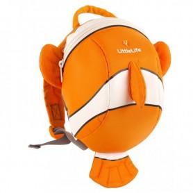 Rucsac pentru copii LittleLife Toddler L10810 Clownfish