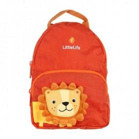 Rucsac pentru copii LittleLife Toddler L17170 Faces Lion