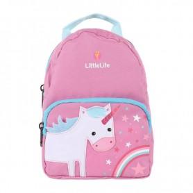 Rucsac pentru copii LittleLife Toddler L17180 Faces Unicorn