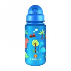 Бутылка для воды LittleLife Dinosaur L15030 400мл