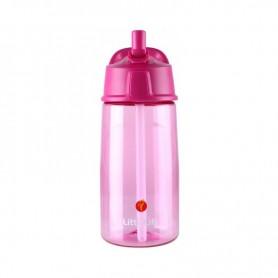 Sticla de apa LittleLife Pink L15120 550ml