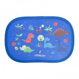 Комплект защиты от солнца для автомобилей LittleLife L16040 синий