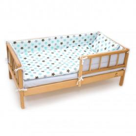 Комплект постельного белья Turquoise Stars