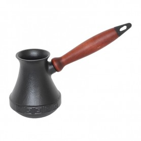 Турка для кофе чугунная ЭМ Syton 450мл