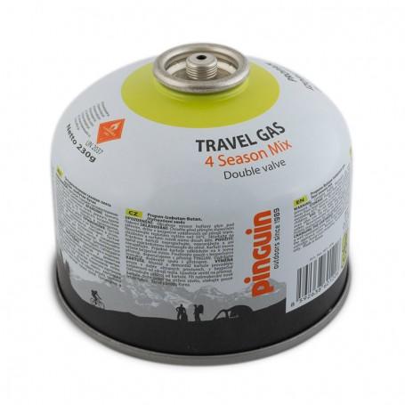 Butelie cu gaz Pinguin Travel Gas 601206 230g