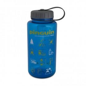 Бутылка для воды Pinguin Tritan Fat bottle 806656  1л синяя