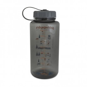 Sticla Pinguin Tritan Fat bottle 806687 1L gri