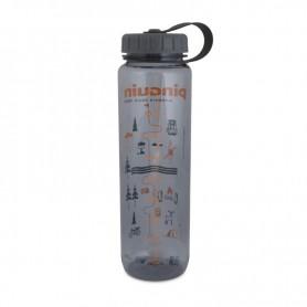 Бутылка для воды Tritan Slim Bottle 804683 1 л серая