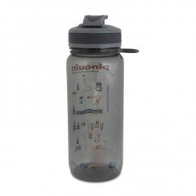 Бутылка для воды Tritan Sport Bottle 805482  0,65 л серая