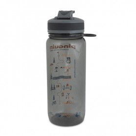 Sticla Tritan Sport Bottle 805482 0,65 L gri