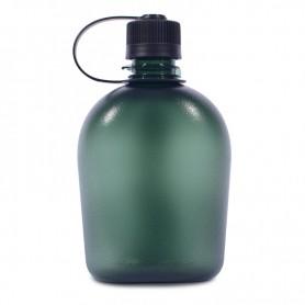 Plosca Pinguin Tritan Flask 1 L verde 659641