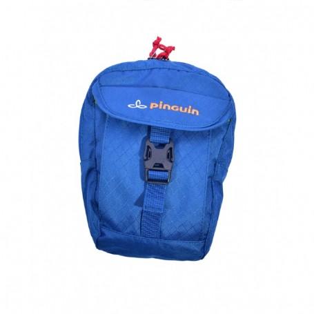 Gentuta Pinguin Handbag L albastra 332353