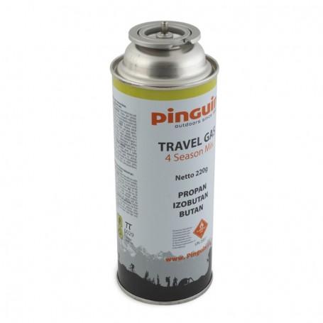 Butelie cu gaz Pinguin Travel Gas 601107 220g