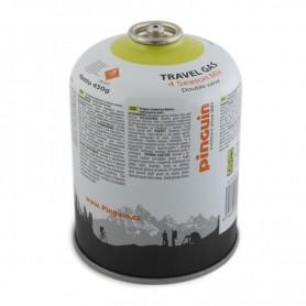 Butelie de gaz lichefiat Pinguin Travel Gas 450g 601305