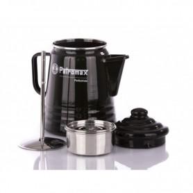 Percolator de ceai si cafea Petromax PER-9-S, 1,3L negru