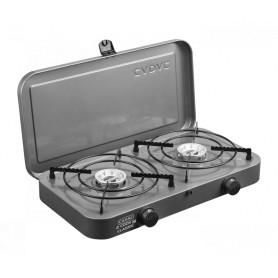 Плита CADAC 2-Cook 2 Classic Плита 30mb EU с крышкой 202P0-10-EU