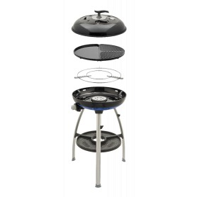 Gratar pe gaz CADAC CARRI CHEF 2 BBQ-PLANCHA/DOME 30MB 8910-80-EU