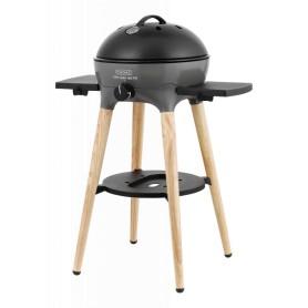 Газовый гриль CADAC Citi Chef 40 Freestanding BBQ/Dome Flint Grey, 30mbar 5615-20-16-EF
