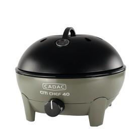 Gratar pe gaz CADAC Citi Chef 40 Olive Green, 30mbar 5610-20-12-EF