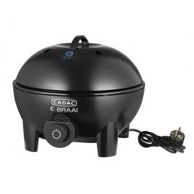 Электрический гриль CADAC E-Braai BBQ/Dome Black 5840-20-04-EU
