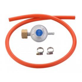 Regulator si furtun CADAC Universal regulator  and hose 1/4 LH 8510