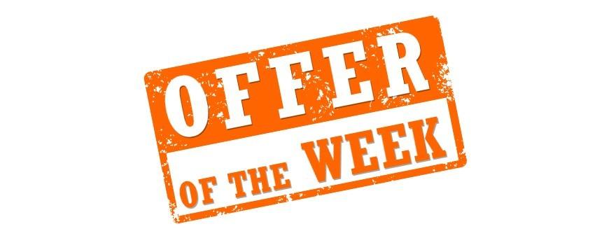 Oferta săptămânii - reduceri cuprinse intre 5% si 15%
