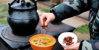 Rețete pentru ceaun afgan